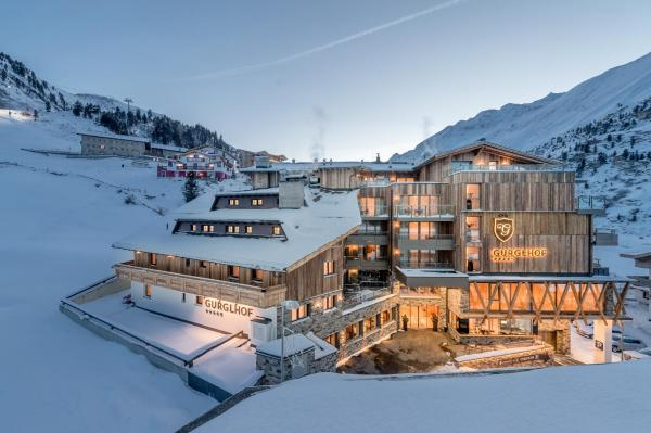 Hotellbilder: Hotel Gurglhof, Obergurgl