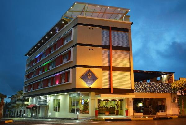 Hotel Pictures: Hotel San Carlos, Barrancabermeja