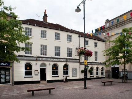 Hotel Pictures: The Hatchet Inn Wetherspoon, Newbury