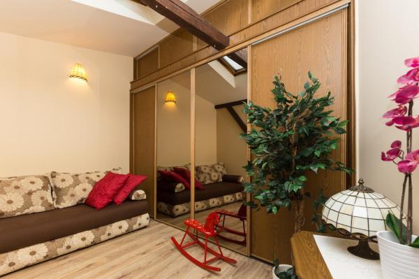 Studio with Sofa Bed 15 - 11/22 Wrzesińska Street