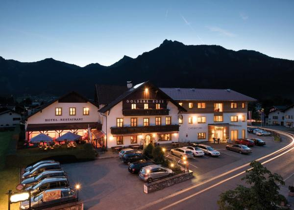 Photos de l'hôtel: Hotel Goldene Rose, Reutte