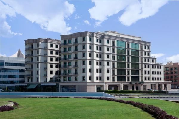 Zdjęcia hotelu: Al Waleed Palace Hotel Apartments - Oud Metha, Dubai