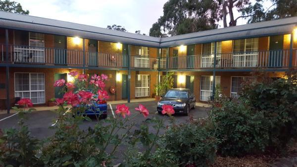 Hotellbilder: Hepburn Springs Motor Inn, Daylesford