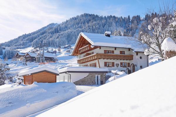 Hotelfoto's: Ferienwohnungen Hörmann, Hirschegg