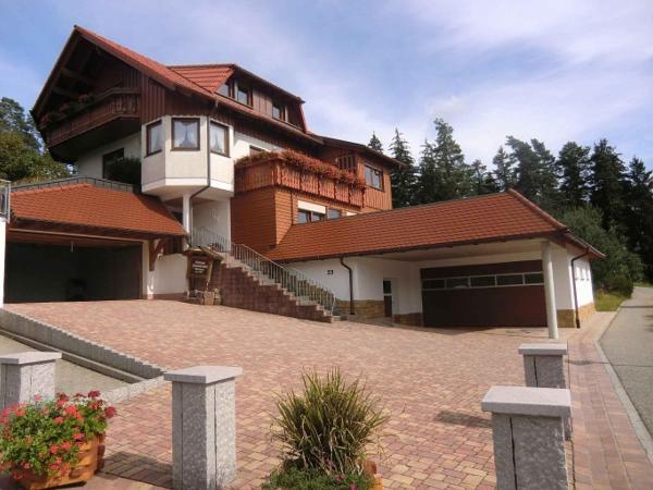 Hotelbilleder: Landhaus Panoramablick, Schonach