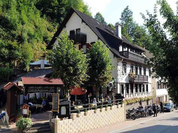Hotel Pictures: Hotel Schützen, Bad Peterstal-Griesbach