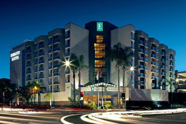 酒店图片: Embassy Suites Los Angeles - International Airport/North, 洛杉矶