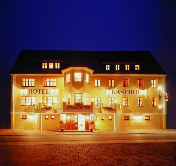 Hotel Pictures: Hotel Spessarttor & Hotel Bergwiesen, Lohr