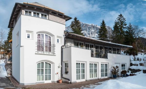 Hotelbilleder: Haus Schnettler, Ehrwald