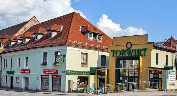 酒店图片: Hotel Torwirt, 沃尔夫斯堡