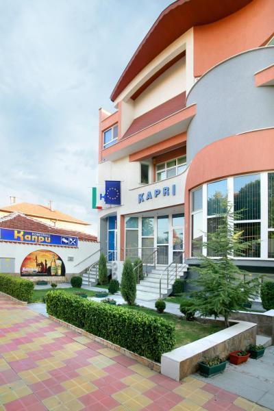 Фотографии отеля: Hotel Kapri, Ямбол