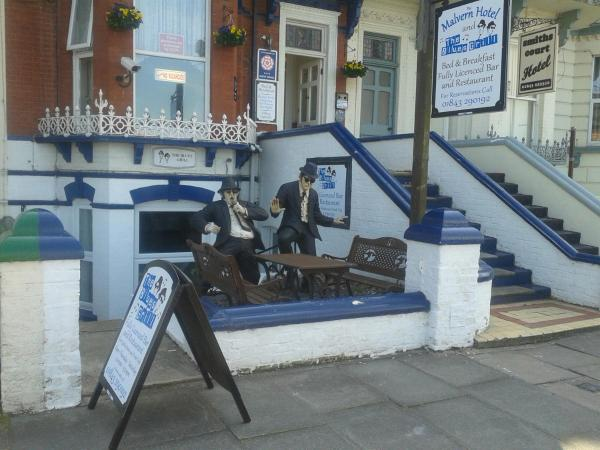 Hotel Pictures: The Malvern Guesthouse & The Blues Grill, Margate