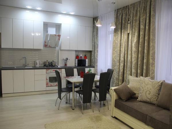 Foto Hotel: City Life Apartments on Pushkinskaya, Brest