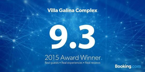 Фотографии отеля: Villa Galina Complex, Бяла