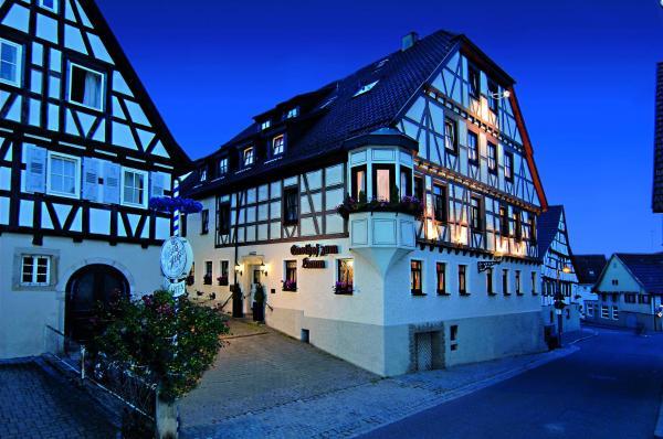 Hotelbilleder: Hotel Lamm, Weinstadt