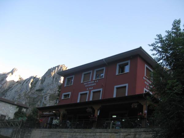 Hotel Pictures: Hostal el Duje, Tielve
