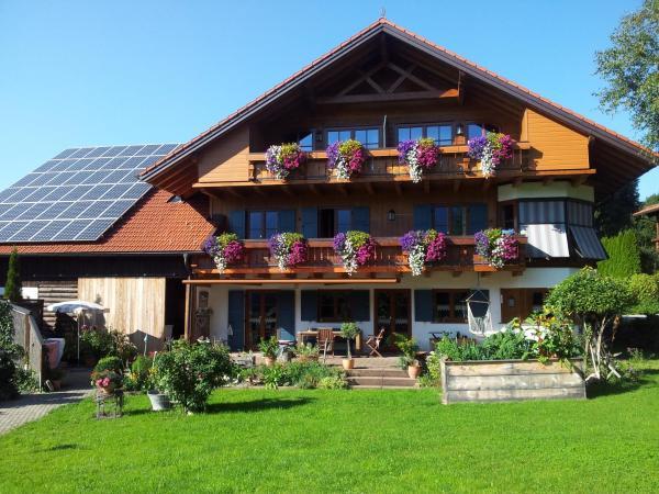 Hotel Pictures: Landhaus Wanger, Pfronten