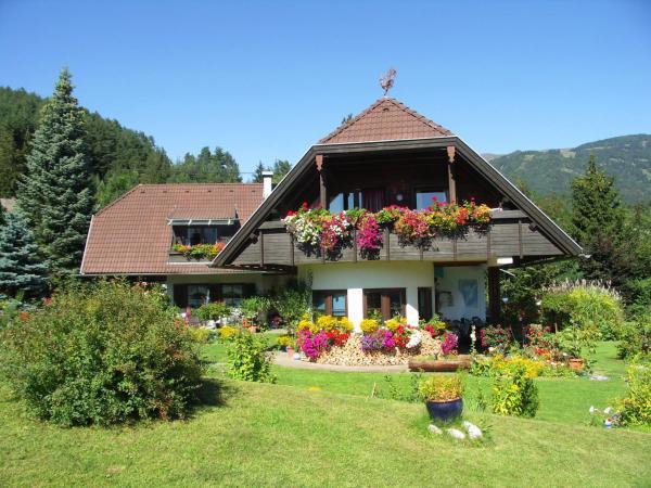 Fotos de l'hotel: Apartments Krista, Seeboden