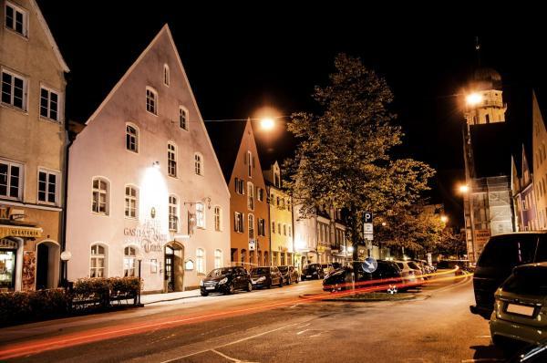 Hotelbilleder: Blaue Traube - Restaurant Hotel, Schongau