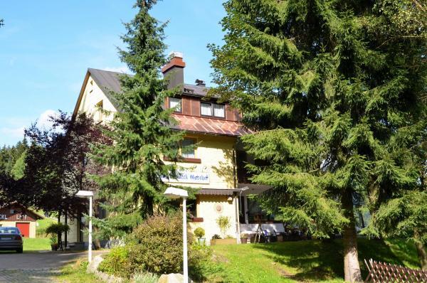 Hotelbilleder: Haus Waldeck, Warmensteinach