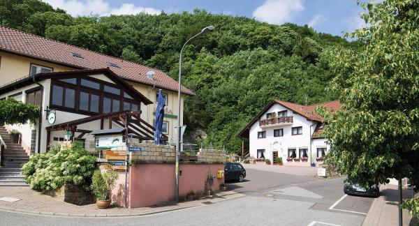 Hotelbilleder: Hotel Berg, Dannenfels