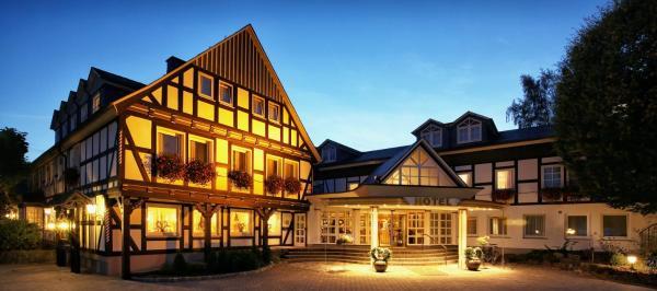 Hotelbilleder: Romantikhotel Platte, Attendorn
