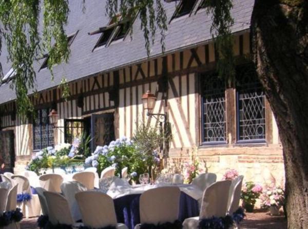 Hotel Pictures: Le Prieuré, Saint-André-d'Hébertot