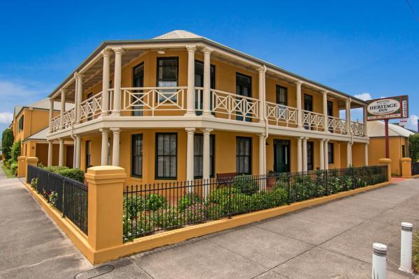 酒店图片: Ballina Heritage Inn, 巴利纳