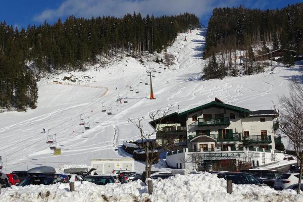 Hotel Pictures: Ferienwohnung Grünwald, Eben im Pongau