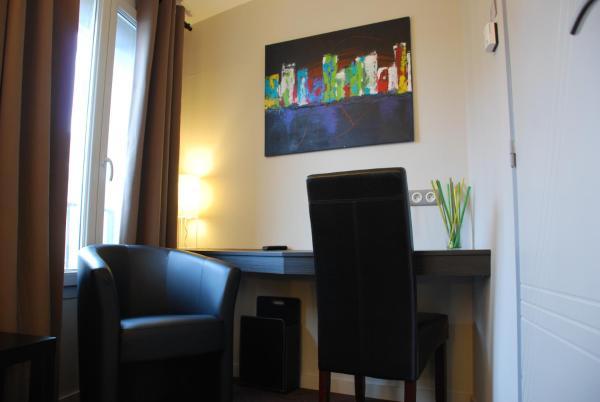 Hotel Pictures: Ruthenium Hotel, Rodez