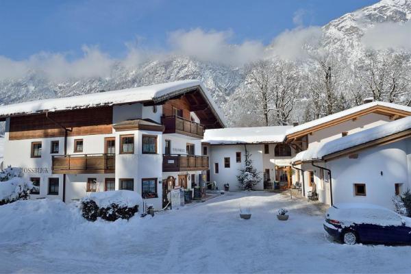 Fotos do Hotel: , Angerberg