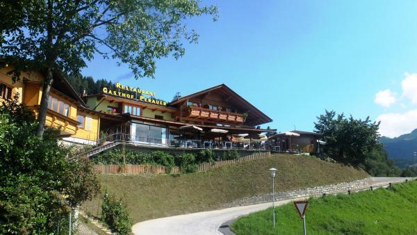 酒店图片: Gasthof Pension Perauer, Lieserhofen