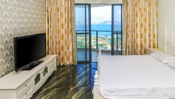 Hotel Pictures: Meirenyu Seaview Holiday Apartment, Sanya
