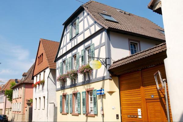 Hotelbilleder: Kronenhof, Gau-Algesheim