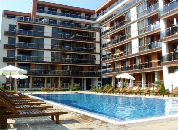 Hotellbilder: Pomorie Bay Apartments, Pomorie