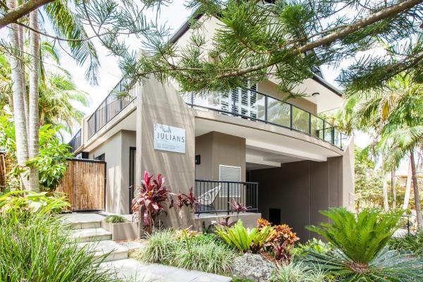 Hotellikuvia: Julians Apartments, Byron Bay