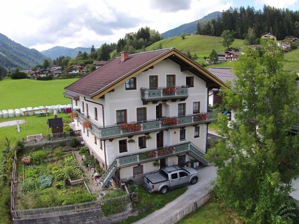 Fotos de l'hotel: Apartment Hotter 26, Wald im Pinzgau