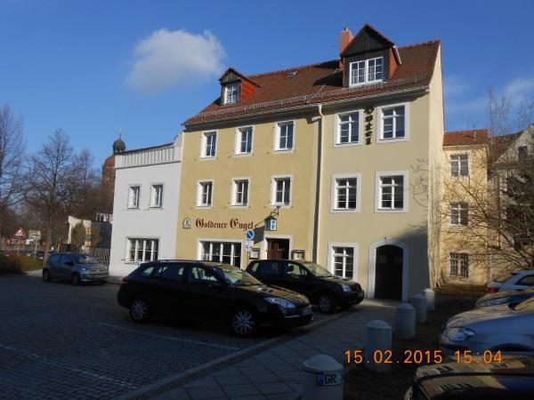 Hotelbilleder: Goldener Engel /Pension, Görlitz