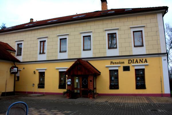 Hotel Pictures: Hotel Diana, Nový Jáchymov