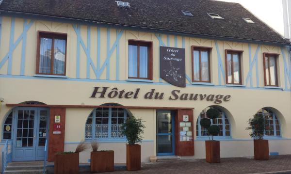 Hotel Pictures: Hôtel du Sauvage, La Ferté-Gaucher