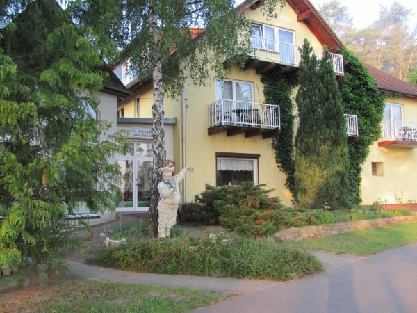 Hotel Pictures: Hotel & Waldrestaurant Johannesruh, Wesenberg