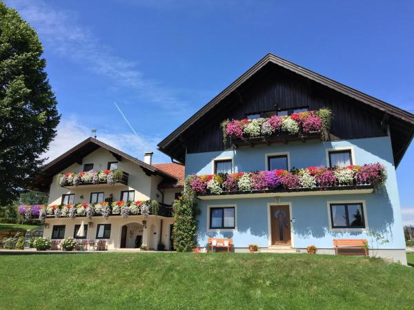 Hotellikuvia: Pension Herned, Mondsee