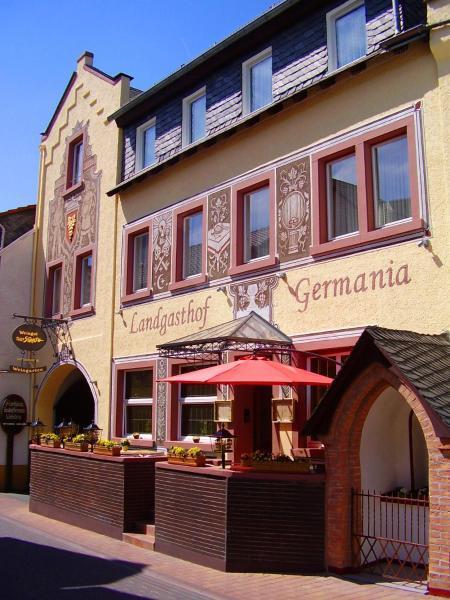 Hotel Pictures: Landgasthof Germania, Rüdesheim am Rhein