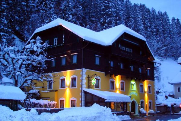 Fotografie hotelů: Gasthof Post, Eisentratten