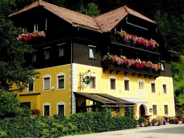 酒店图片: Gasthof Post, Eisentratten