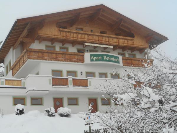 Fotos do Hotel: Apart Tiefenbach, Aschau