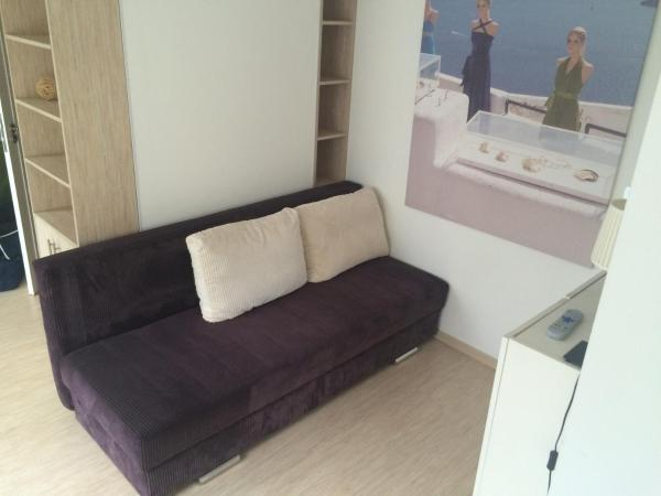 Apartment with Sofa Bed (2 Adults)