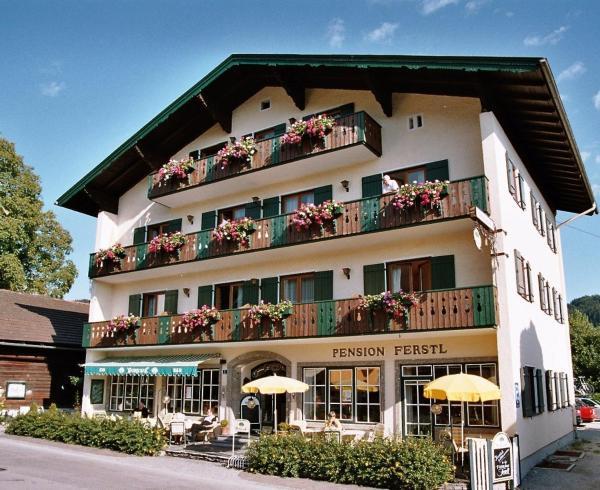 Fotos do Hotel: Pension Ferstl, Sankt Gilgen