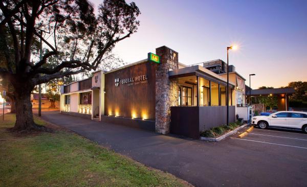 Hotelbilleder: Federal Hotel Toowoomba, Toowoomba