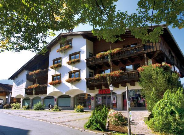 Foto Hotel: Haus Central, Kössen